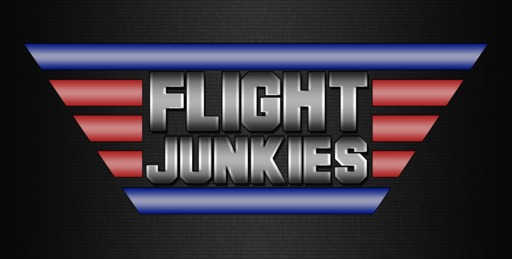 Flight Junkies Logo - about flightjunkies