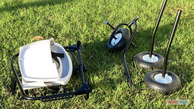 Fly-Pod Trike Parts